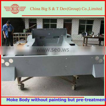 original mini moke car body without painting for sale