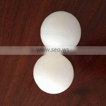 20mm hollow solid plastic balls, floating hollow ball for Ammonia reduction