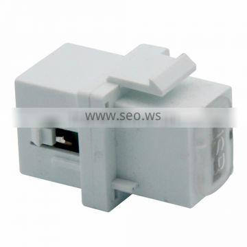 Keystone USB 2.0 Female To Female Connector with cover