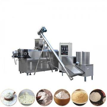 Fully Automatic Modified Starch Production Line Double Screw Extruder Safe Operated