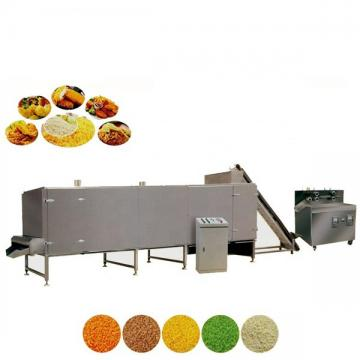 CE certificate low cost automatic bread crumbs production line