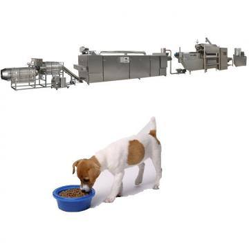 Fish Feed Dog Food Cat Food Pet Chew Snack Food Production Line/Making Machines/Process Equipment