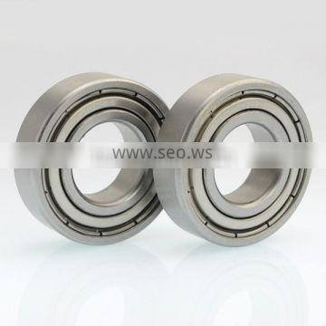 Competitive Price S6002 2RS/ S6002 ZZ Sealed Deep Groove Stainless Steel Ball Bearings