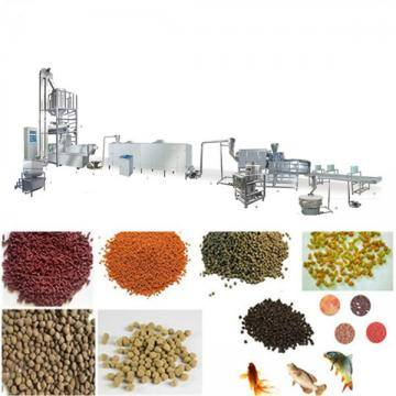 Animal Feed Processing Machine / Floating Fish Feed Machine SGS Certification