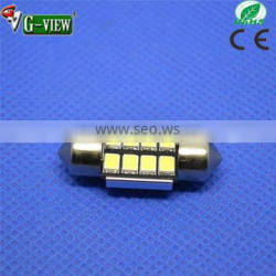 led car light on sale 2835 8SMD canbus led,42mm canbus car led festoon light with competitive price available