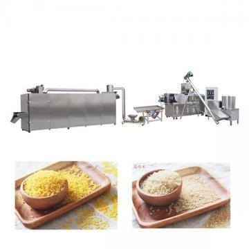 Full Automatic Nutrition Rice Instant Rice Processing Line Artificial Rice Making Machines