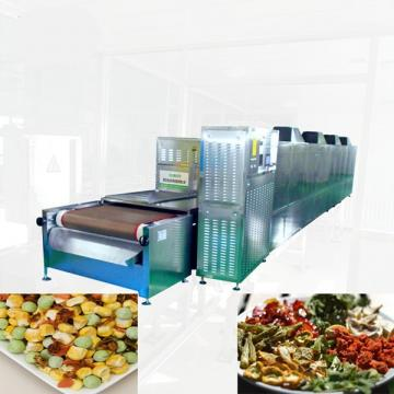 Tunnel Industrial Microwave Food and Medicine Sterilization Heating Drying Equipment