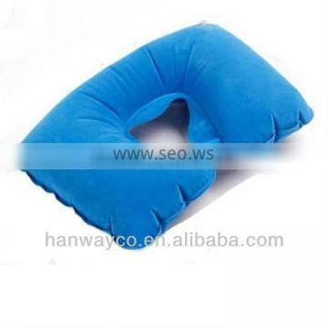 Stock Inflatable Travel Pillow