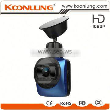 High Quality 1080P Manual 1CH Mobile Connection Wifi Dash Cam