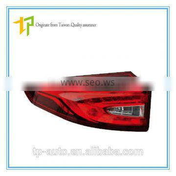 Auto parts outer tail lamp/ taillight oem: L 10241590 R 10241591 for MG GS 2014