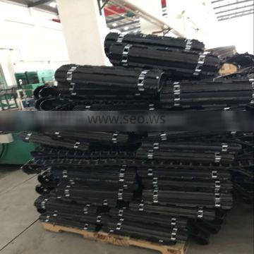 Snowmobile Rubber Track 500*50.5*56 with Metal Clip