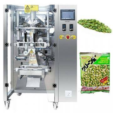 Horizontal automatic pouch packing machine