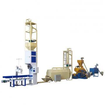 Fish Feed Pellet Machine / Floating Fish Feed Extruder Machine CE Approved