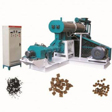 Factory Production CE Certification 1-20T/H Poultry Animal Feed Processing Machine