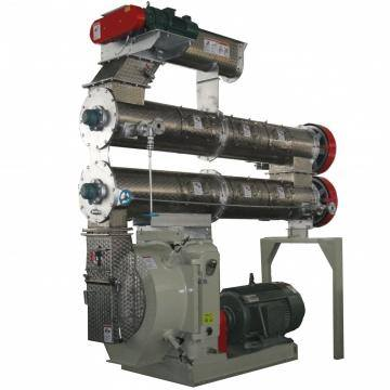 Hot sale 1-15 ton per hour ring die feed pellet mill with CE