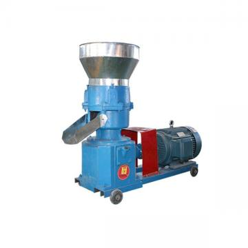 China Hot Sale Flat DIe Feed Pellet Machine for Livestock/Poultry feed with Good Price