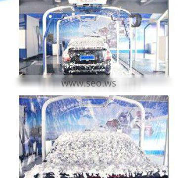 High performance touchless car wash, touchless car wash machine