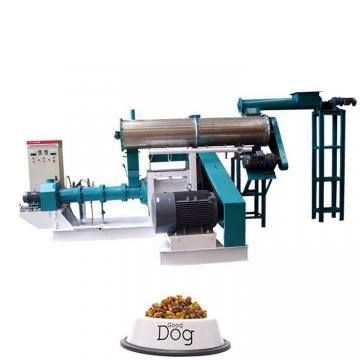 Automatic Dry Pet Cat Dog Food Pellet Snack Biscuit Machine
