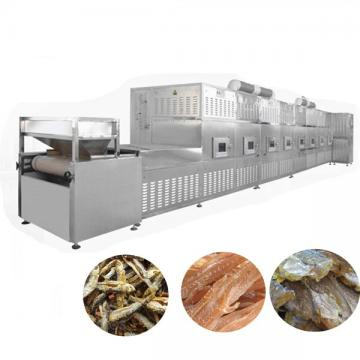 Microwave Industrial Drying Equipment For Chemical Fiber Industry