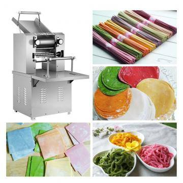 Automatic Halal Fried Instant Noodle Making Machine