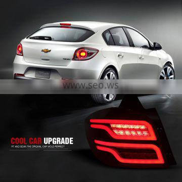 2009~2014 Chevrolet Hatchback Cruze LED Tail lamp red white Factory direct good price