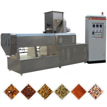 Pet Food Extruder Machine Smart Fish Feed Extruder Machine