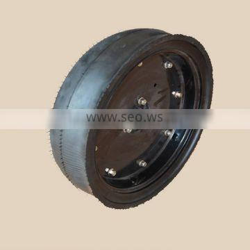 16X4.5 inch gauge wheel for farming seeder
