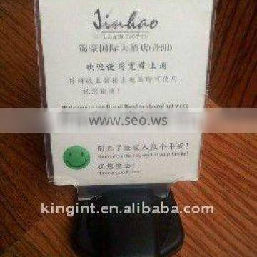 KT601 Hotel room cable holder