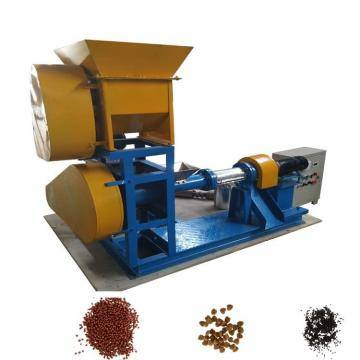 Extrusion System Pet Food Processing Line / Pet Food Manufacturing Plants