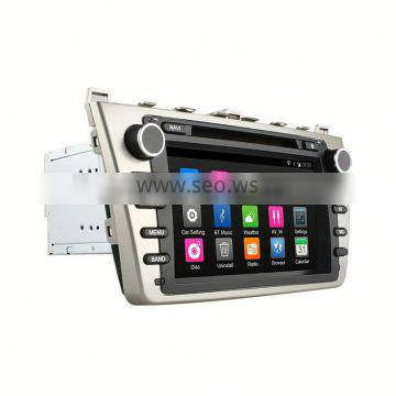 Ownice QUAD CORE android 4.4 Auto radio player for Mazda 6 WITH bluetooth