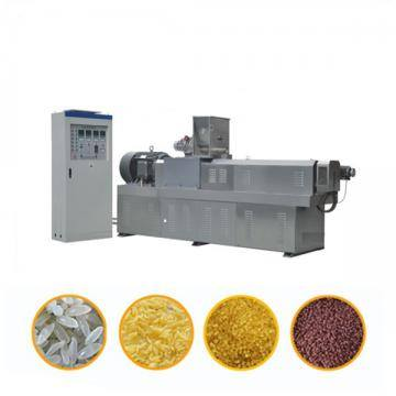 Artificial Rice Machine Artificial Fortified Enriched Instant Rice Extrusion Making Machine