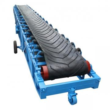 Flexible Belt Screw Conveyor for Cement/Sand/Grain/Maize/Wheat
