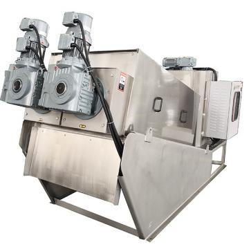 Actived Screw Press Sludge Dewatering Machine for Wastewater Treatment