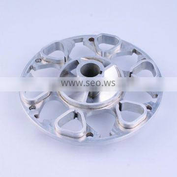 High precision CNC machining parts for plastic and metal auto parts