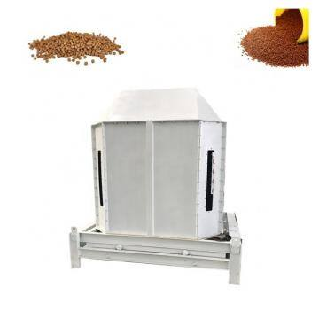 Large Capacity Chicken Poultry Livestock Animal Feed Pellet Cooler