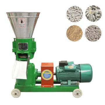 Small Capacity Feed Pellet Production Line For Making Animal Feed / Fish Feed