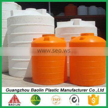 Rotomoulding food grade plastic water tank for sale