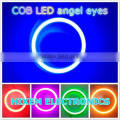 hot sale COB led angel eyes halo rings for all cars, led angel eye kits ( 60mm/70mm/80mm/90mm/100mm/110mm/120mm/130mm/140mm) Quality Choice