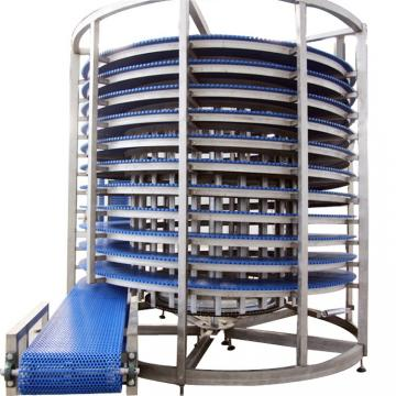 Low Noise Soybean Meal Screw Belt Conveyor Anti Clogging Easy Operation