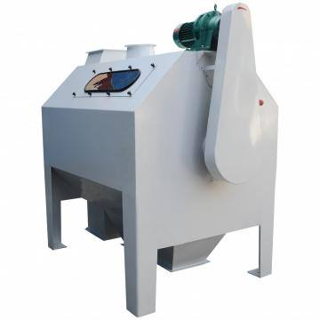 Horizontal Grain Pre Cleaner Machine Small Power Consumption Simple Structure