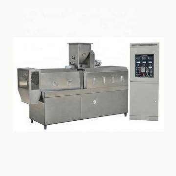 New Design China Puffed Textured Soy Protein Tsp Tvp Processing Line Machine Extrusion Soy Meat Protein Making Machine