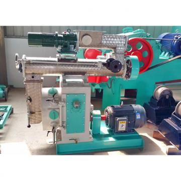 Animal Poultry Ring Die Feed Pellet Mill / Chicken Feed Pellet Machine