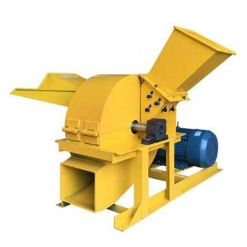 Tree branch bamboo wood crusher machine, wood sawdust machine