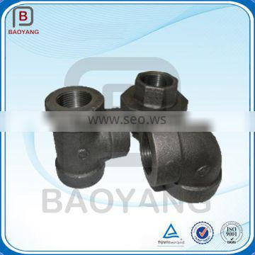 Carbon steel 90 degree elbow seamless pipe fitting