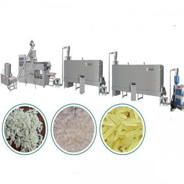 146kw Artificial Rice Making Machine , Nutritional Rice Processing Line