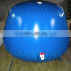 collapsible onion drinking water bladder for people