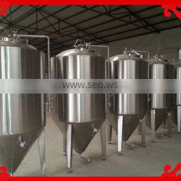 electric heating 300l brewery equipment for hotel brewing