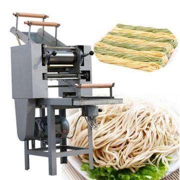 Stainless Steel Instant Noodle Making Machine For Fried Instant Noodle Making