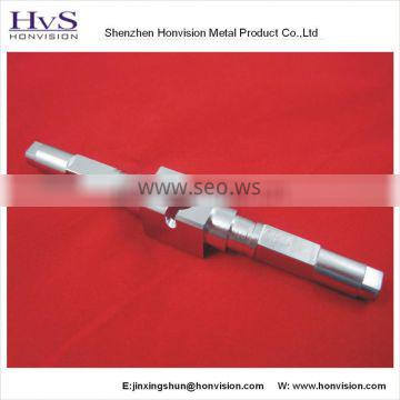 High precision customize CNC machining stainless steel transmission shaft