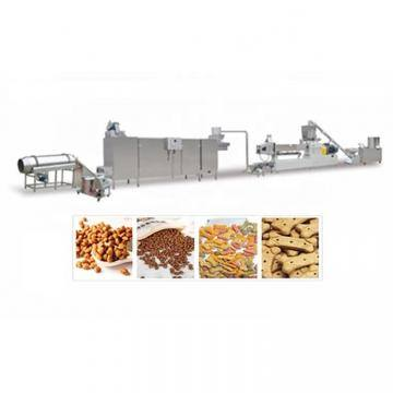 Floating Fish Small Pet Food Pellet Production Equipment Processing Line
